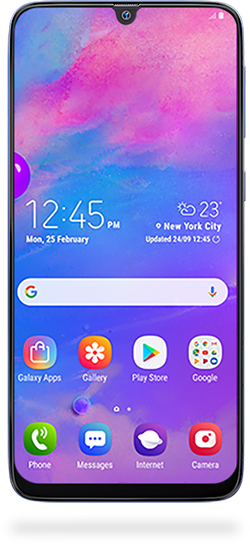 Galaxy M30 with SuperFast Experience v9.5