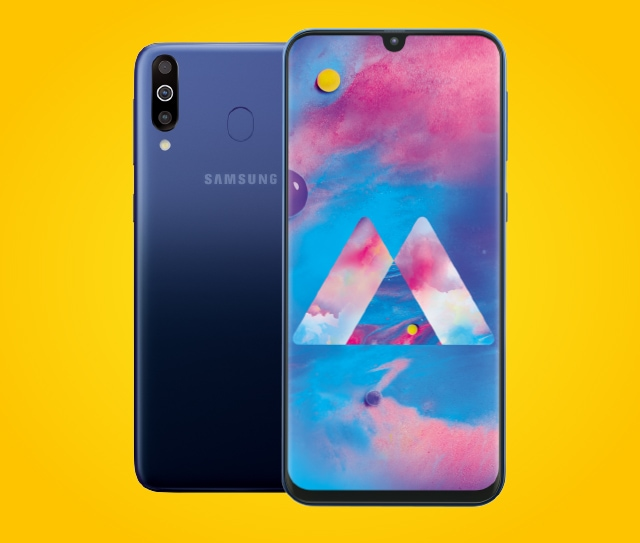Samsung Galaxy M30 Features
