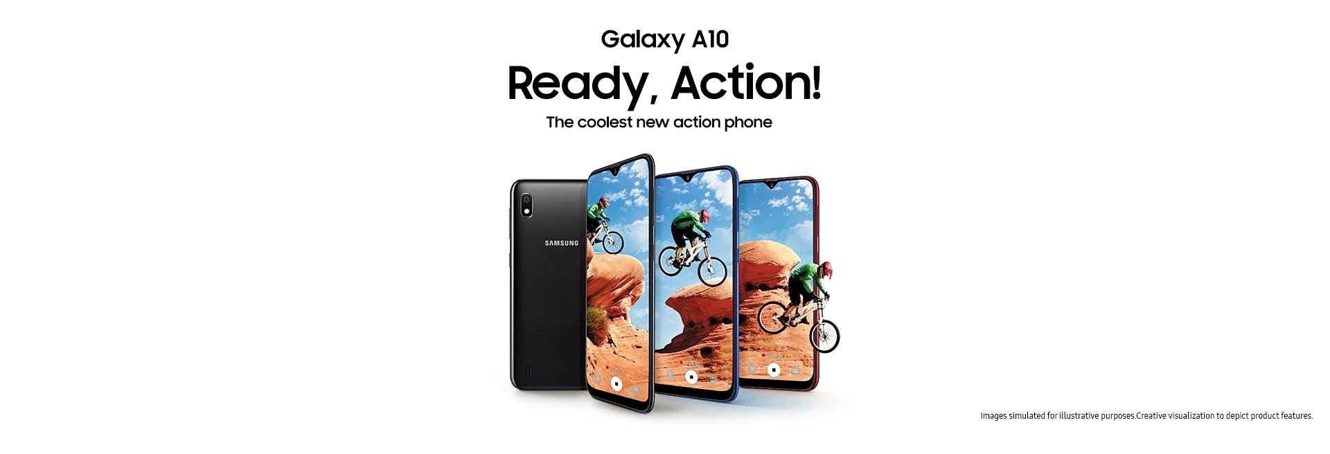 Samsung Galaxy A Series Mobiles