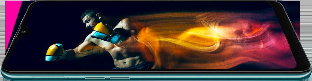 Samsung Galaxy A10s with Octa Core Processor