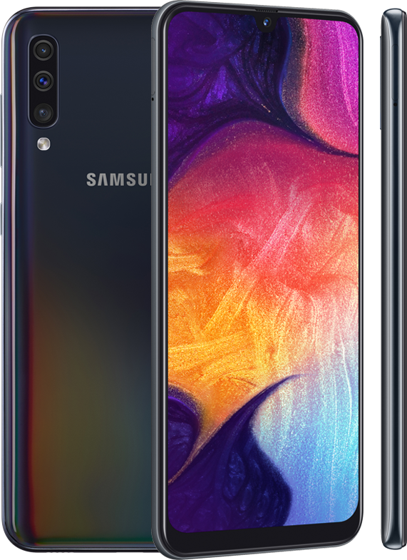 Specifications - Samsung Galaxy A50