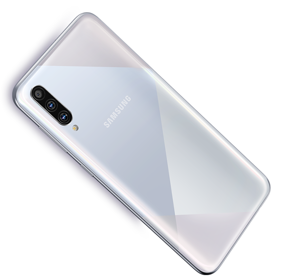Samsung Galaxy A50s White Colour