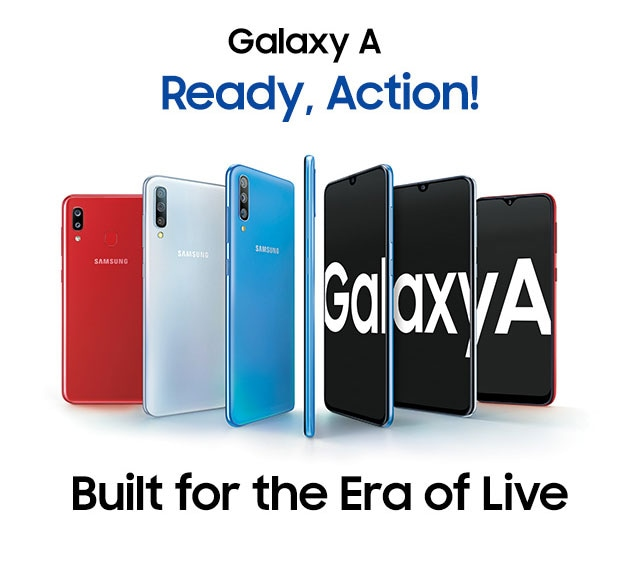 Samsung Galaxy A Series - Features and Specs | Samsung India
