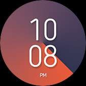 ColorPie watch face