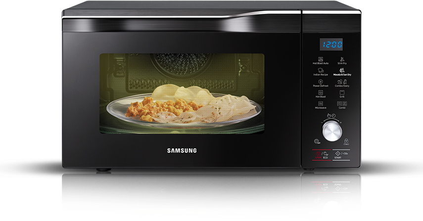 Samsung Microwave Ovens Hot Blast Slim Fry Convection