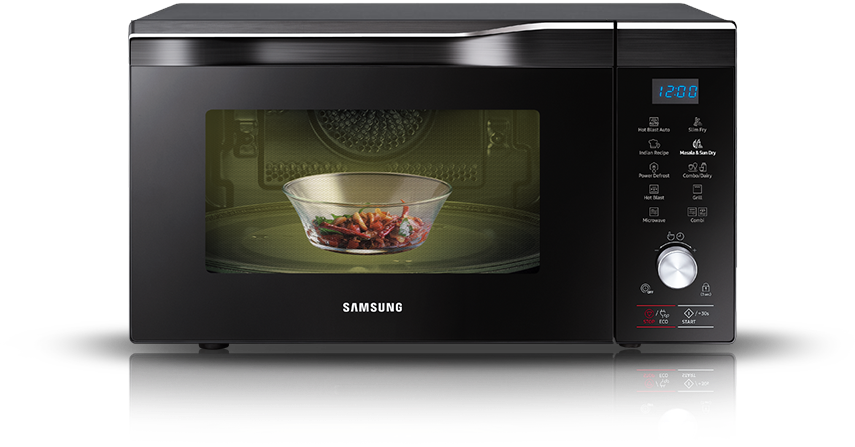 Samsung Microwave Oven Hot Blast Tadka Mode