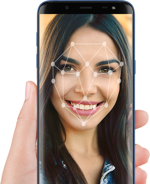 Face Recognition feature with Samsung Galaxy J6 and J8