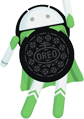 Android Oreo OS in Galaxy J8