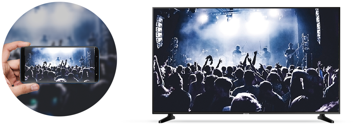 Samsung Smart TV Online in India - Specs and Features