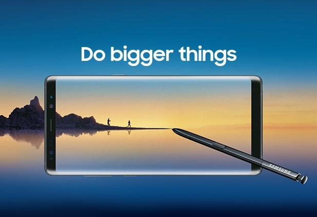 Exciting Offers on Samsung Galaxy Note 8