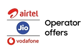 Samsung S9 - Airtel, Jio and Vodafone offer