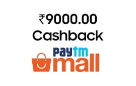 Paytm Mall Cashback  Offer on Samsung Galaxy S9 and S9 Plus