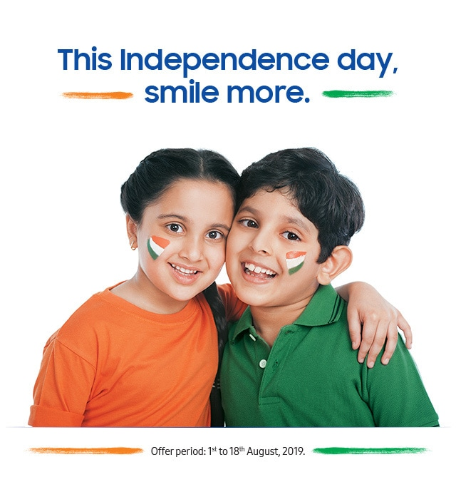 2019 Smart Plaza Offers (1st - 18th Aug) | Samsung Independence Day