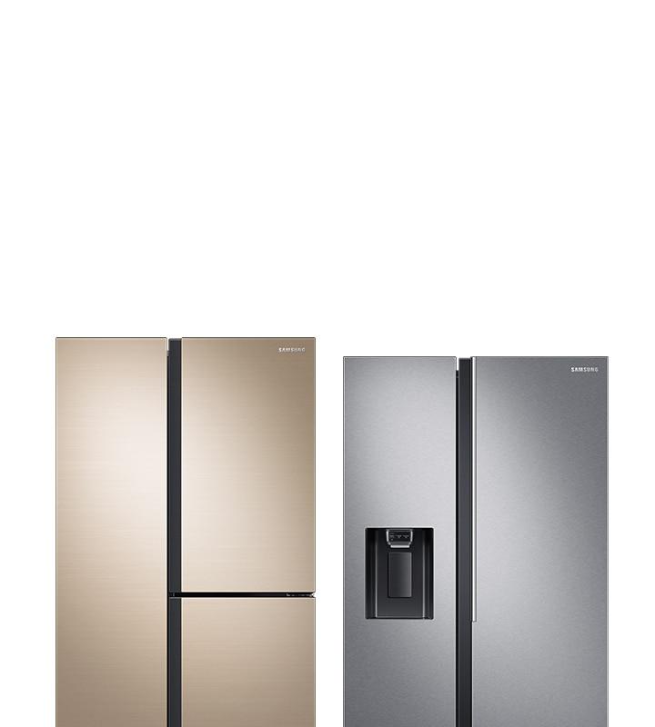 Side By Side Refrigerators | Side By Side Fridge Doors