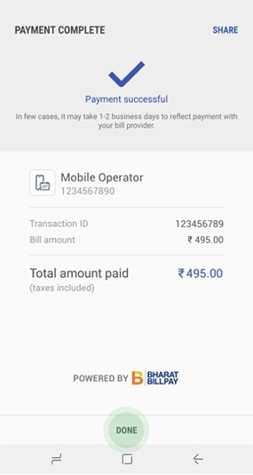 Samsung Pay mini - Mobile Payment Service | Offers | Samsung India