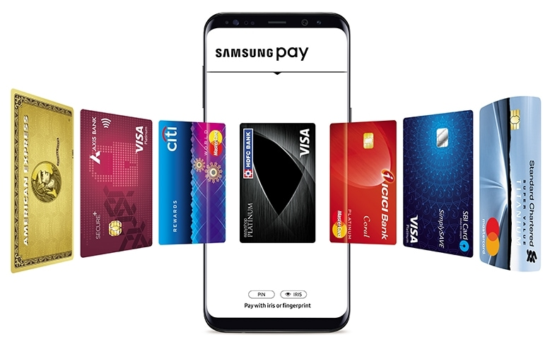Mobile Payment app by Samsung