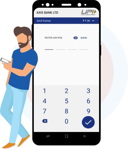 Make Payments through Bharat Interface For Money