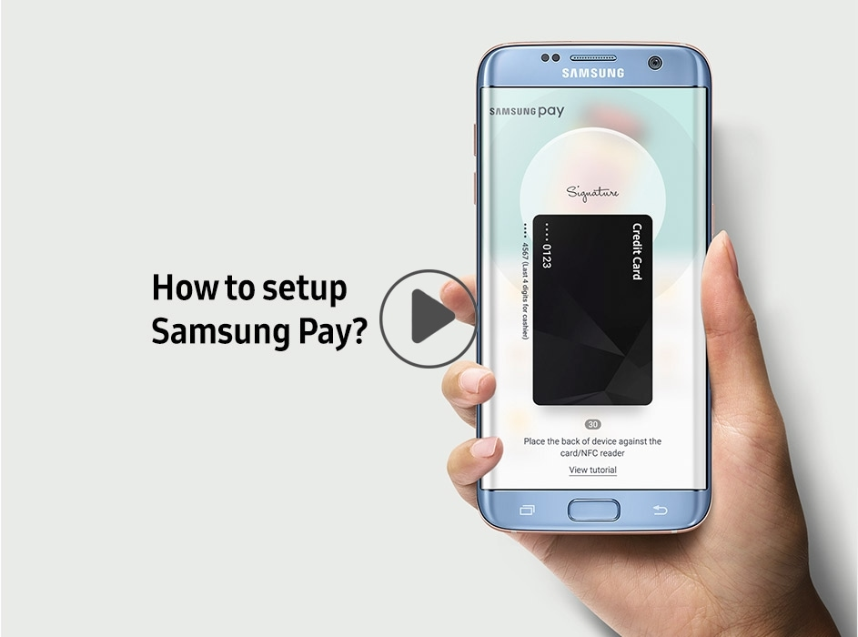 Samsung Pay - Mobile Payment Service | Offers | Samsung India