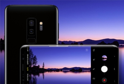What is Dual capture feature and how does the feature operate In Galaxy S9|S9+?