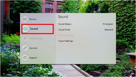 how-to-connect-a-soundbar-using-an-optical-cable-in-qled-4