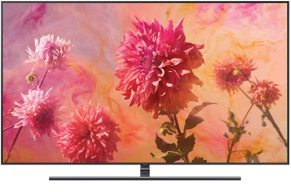 Samsung QLED TV Product Range