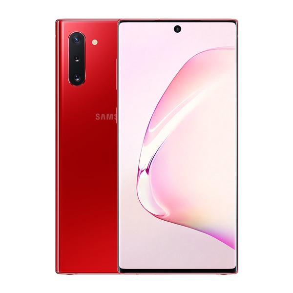 Galaxy Note10 Red