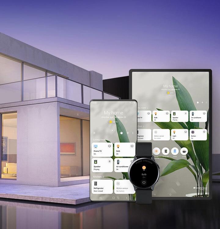 SmartThings   Aplicaciones y servicios   Samsung Latinoamérica