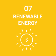 Representative image of SDG renewable energy