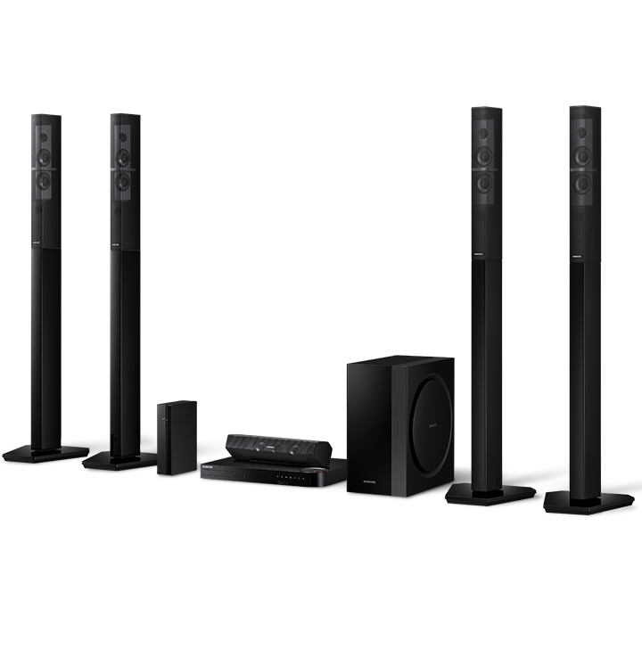 Samsung home entertainment system