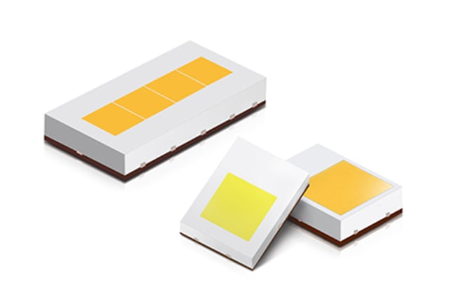 Samsung LEDsFx-CSP LED packages