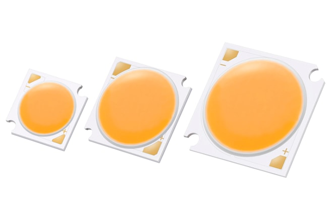 Samsung LEDs three COB LED packages of D-series Generation 2 (thumbnail)