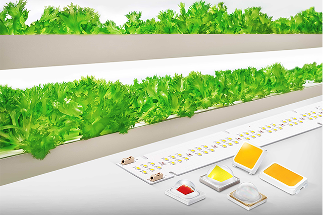 Samsung Horticulture Lighting Solution