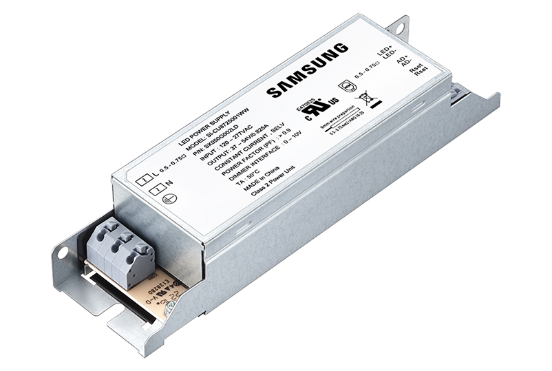 Samsung LEDs Indoor Driver - Dimming, SI-CU8725001WW