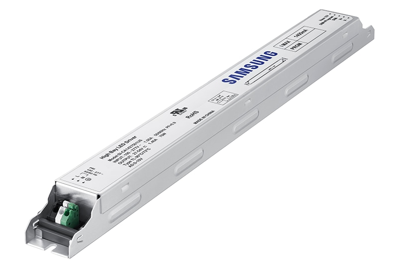 Samsung LEDs Industrial Driver - Programmable, SI-CA1427501US