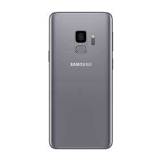 B2B HIGHLIGHT GalaxyS9 Back Gray