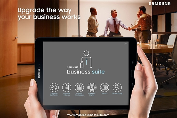 Samsung Business Suite