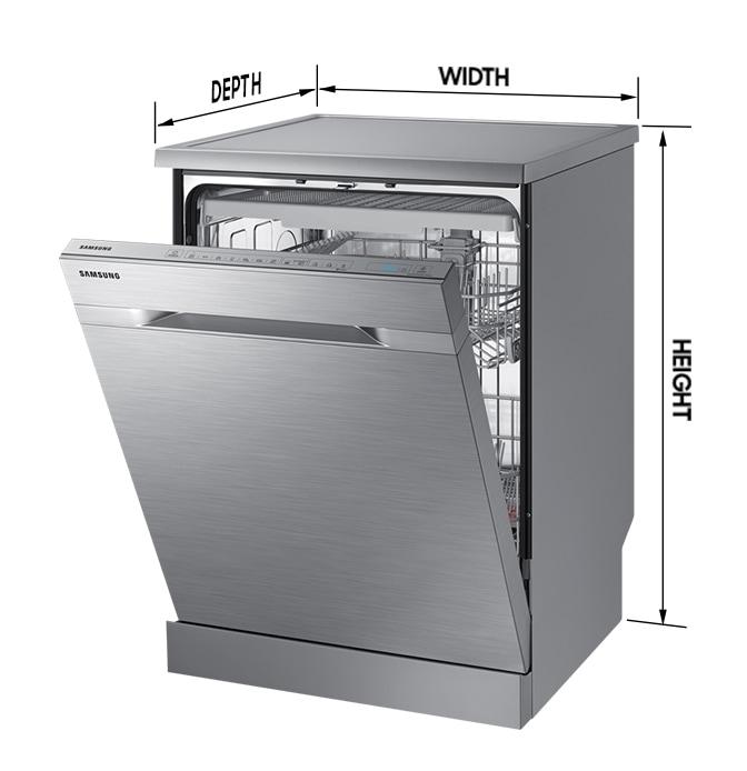 Dishwasher Buying Guide Samsung Levant