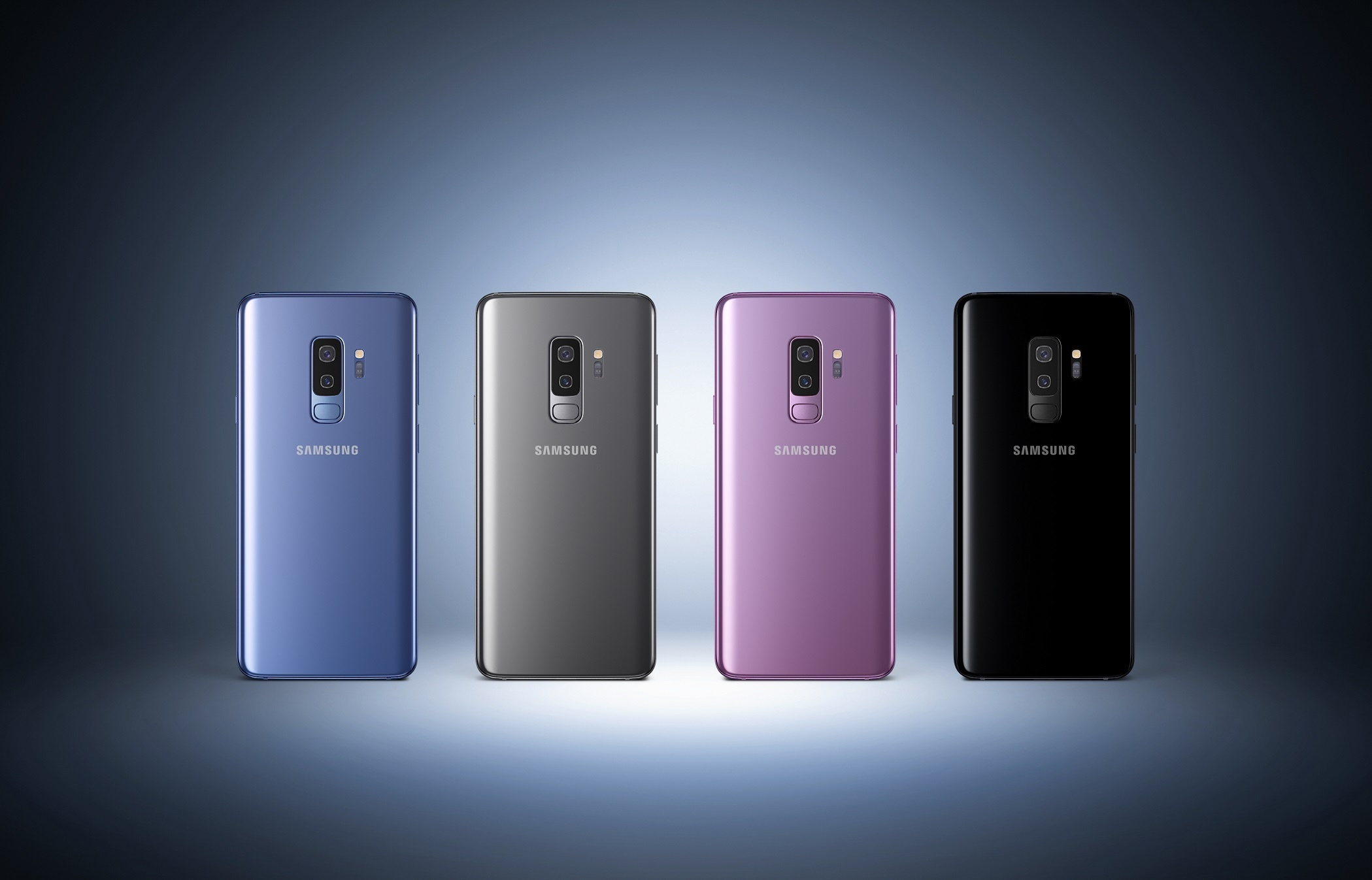 Samsung Sets Mobile Standard: Samsung Galaxy S9+ Awarded Best New Connected Device at Mobile World Congress 2018