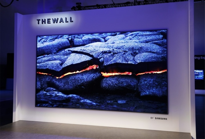 Designing an Entertainment System around MicroLED displays
