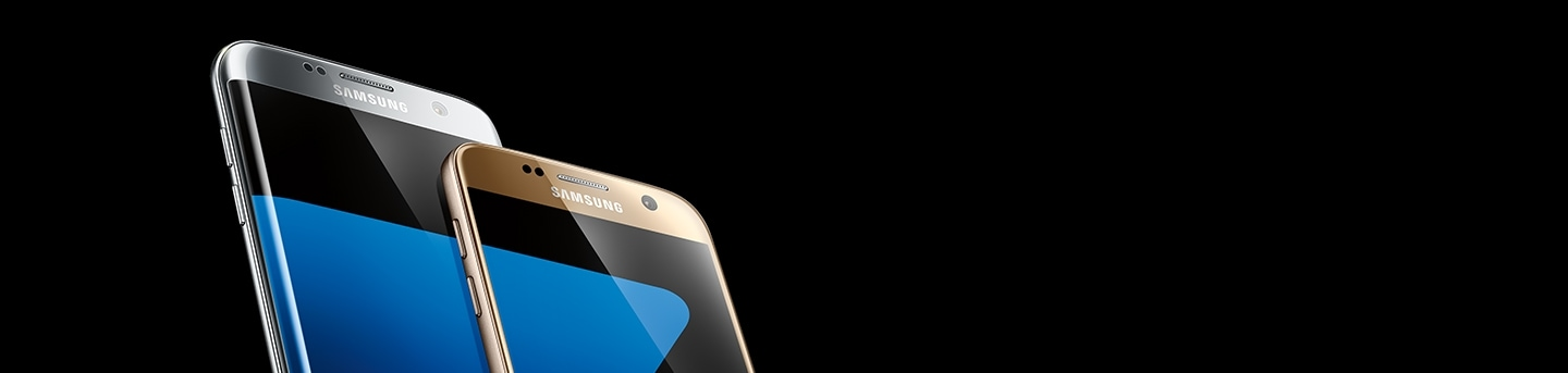 Samsung Galaxy S7 edge وGalaxy S7