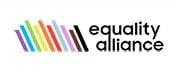 "DRG ""Equality Alliance"" logotipas"