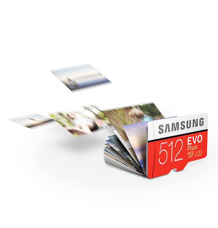 EVO Plus Memory Card