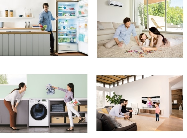 Save up to RM3000 and Unbox the Wonders of Home with Samsung
