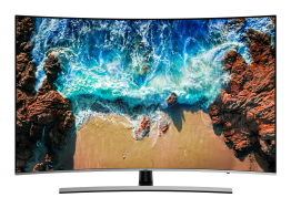 Curved Smart 4K Premium UHD TV
