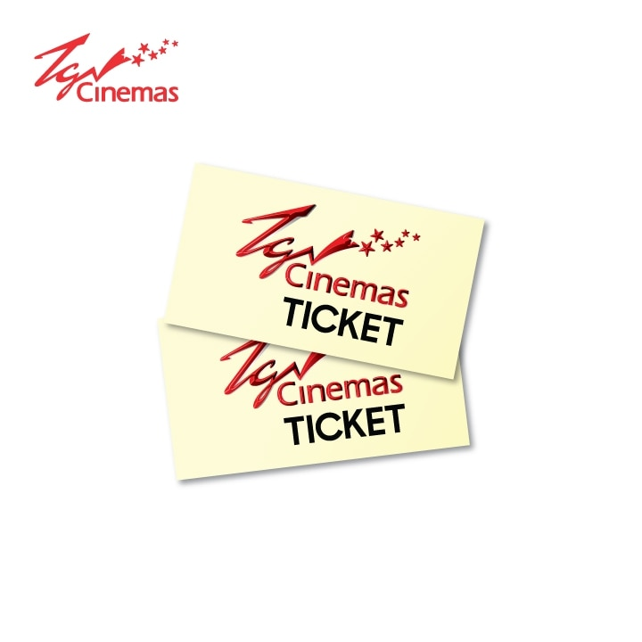 TGV Movie Ticket