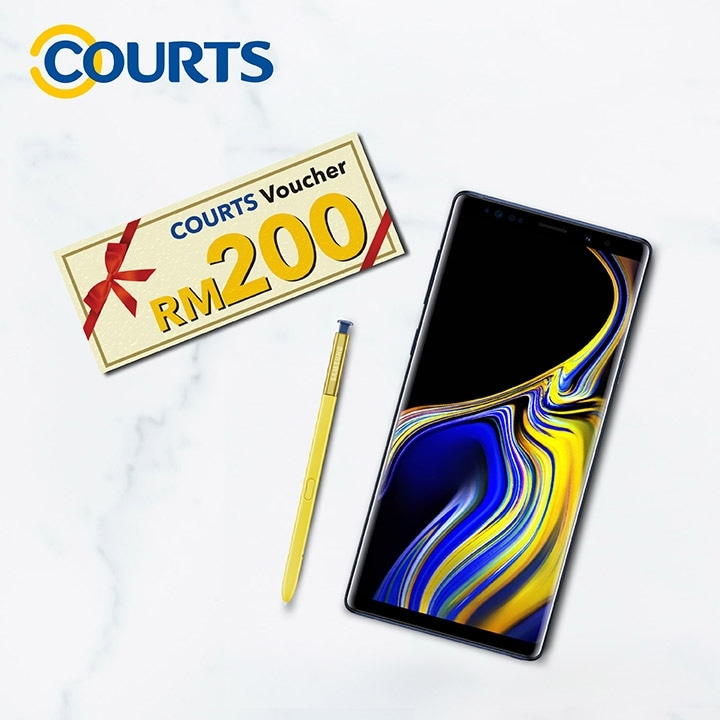 Samsung Members x Courts