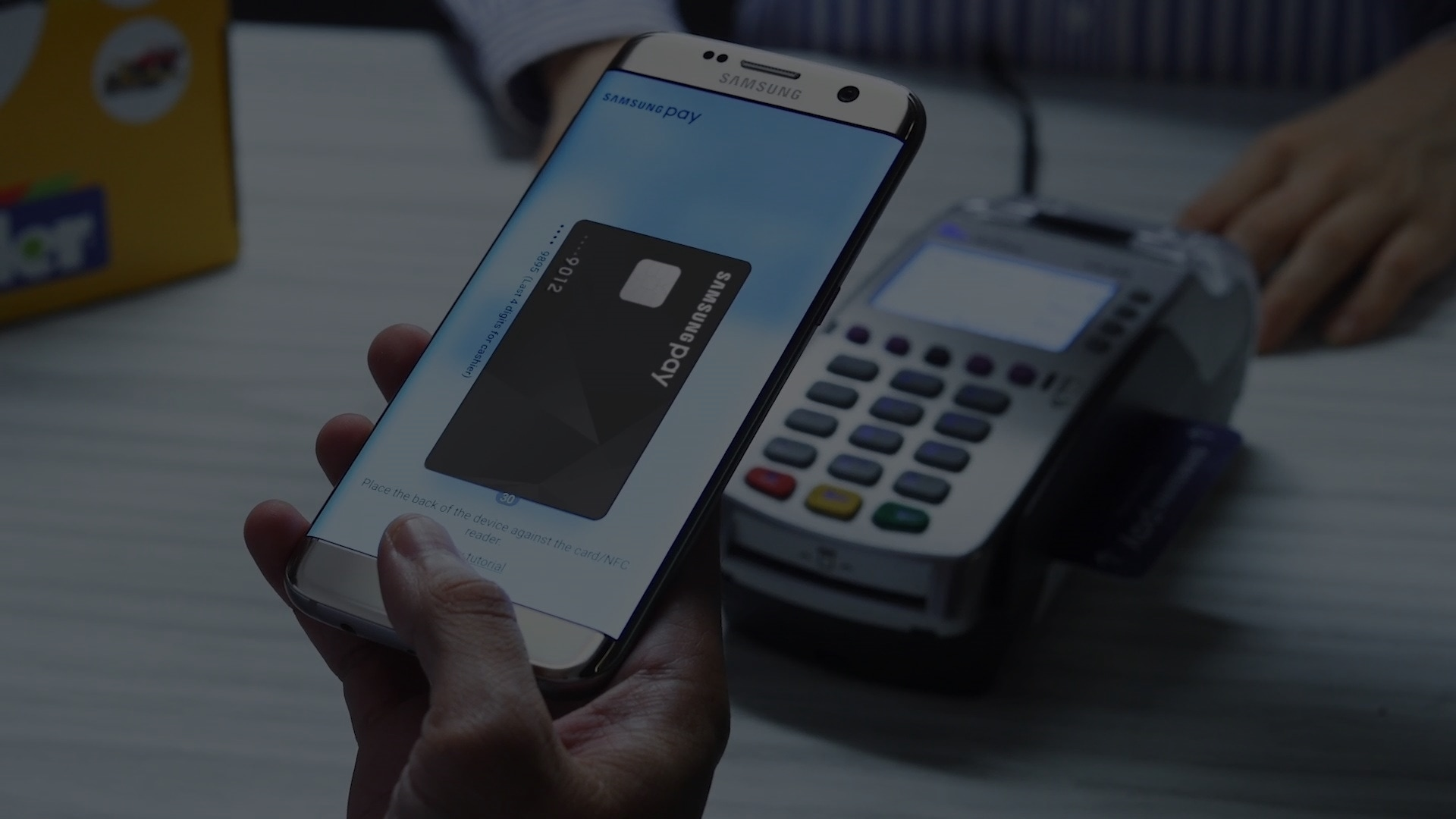 Samsung pay secure mobile payment service malaysia introducing video reheart Gallery