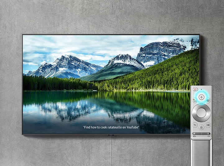 Samsung Smart TV | Watch YouTube on Smart TV | Samsung MY