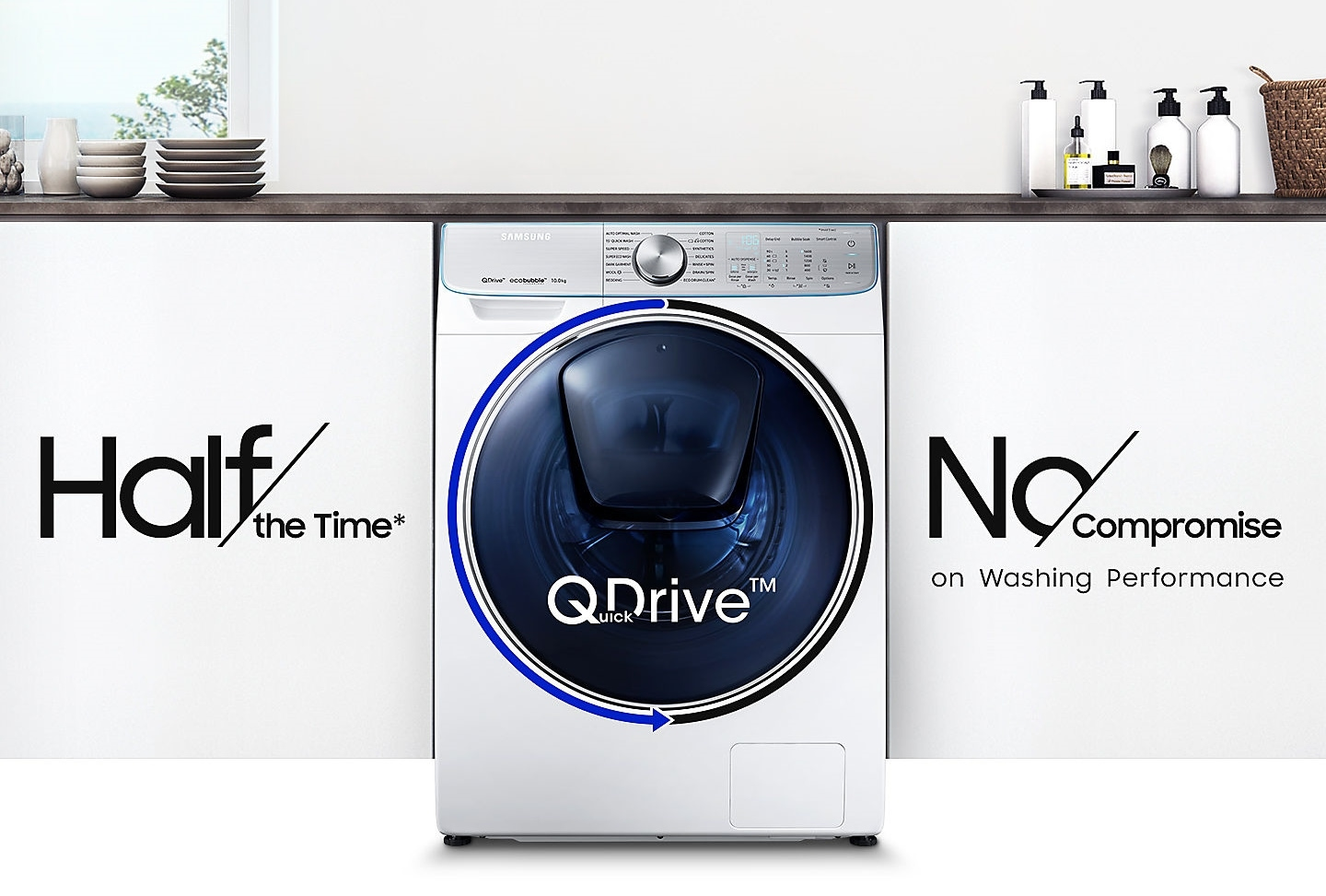 Samsung Washing Machine QuickDrive