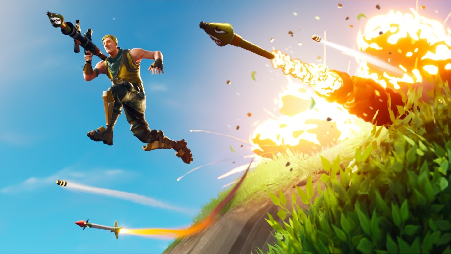 High Explosives Screenshot
